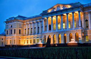 Musée russe (le palais Michel)