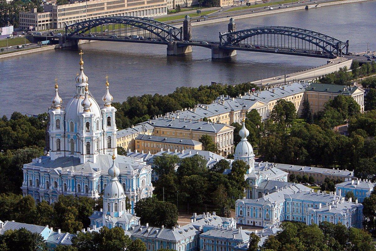 Saint-Pétersbourg — Tour de ville